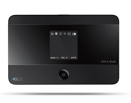 Router 4G: TP-LINK M7350