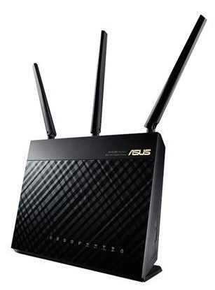 Router con WiFi AC: ASUS RT-AC68U