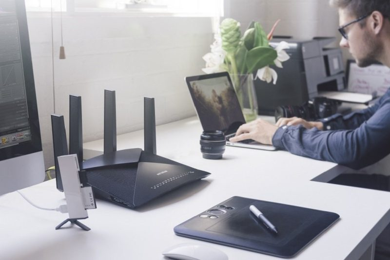 router con wifi ac