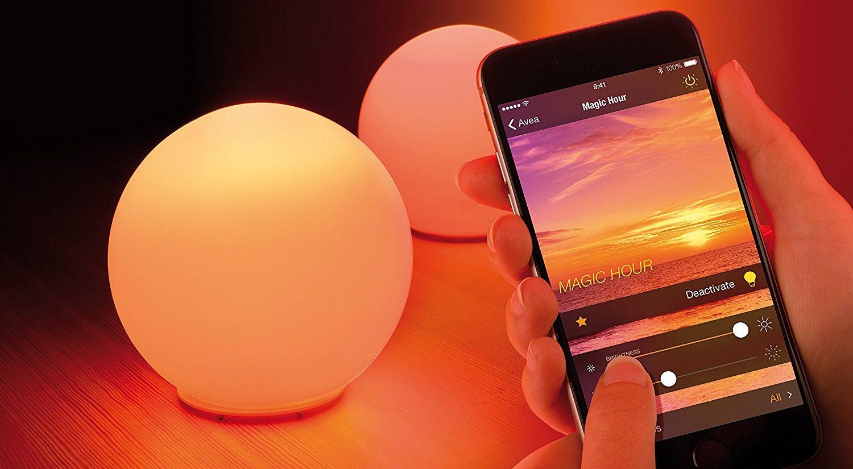 Bombillas WiFi: Elgato Avea
