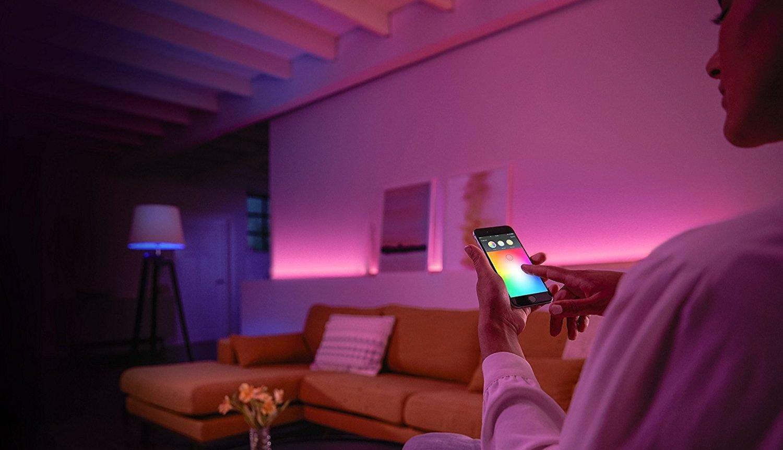 Usos de las bombillas WiFi