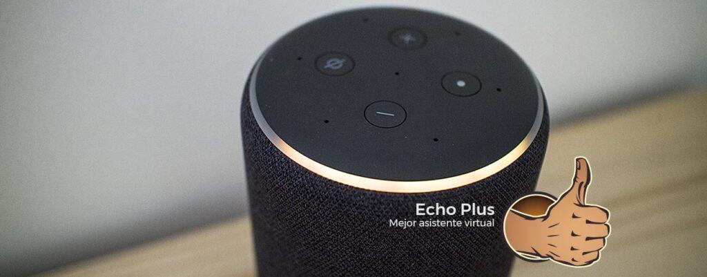 Altavoces inteligentes: Echo Plus